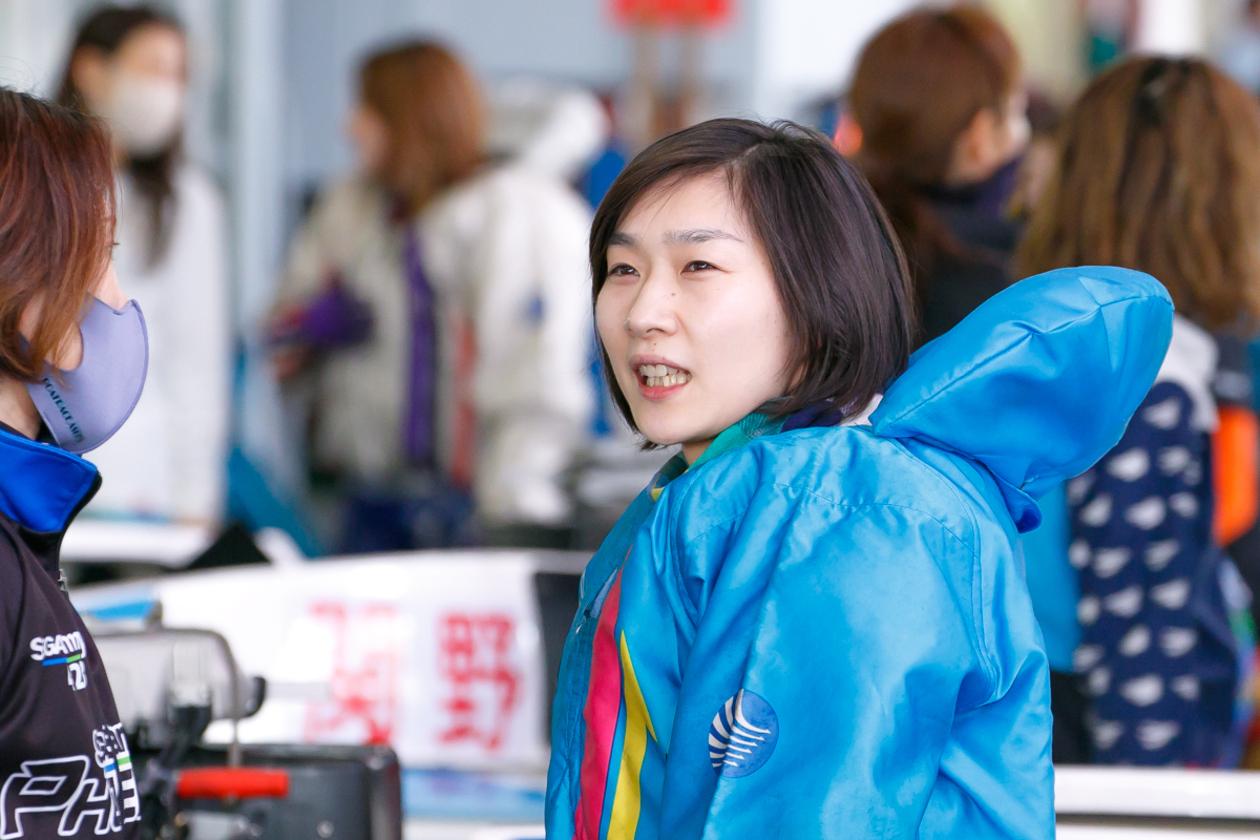 04/22-04/27常滑G3オールレディース出場 宇野弥生選手!